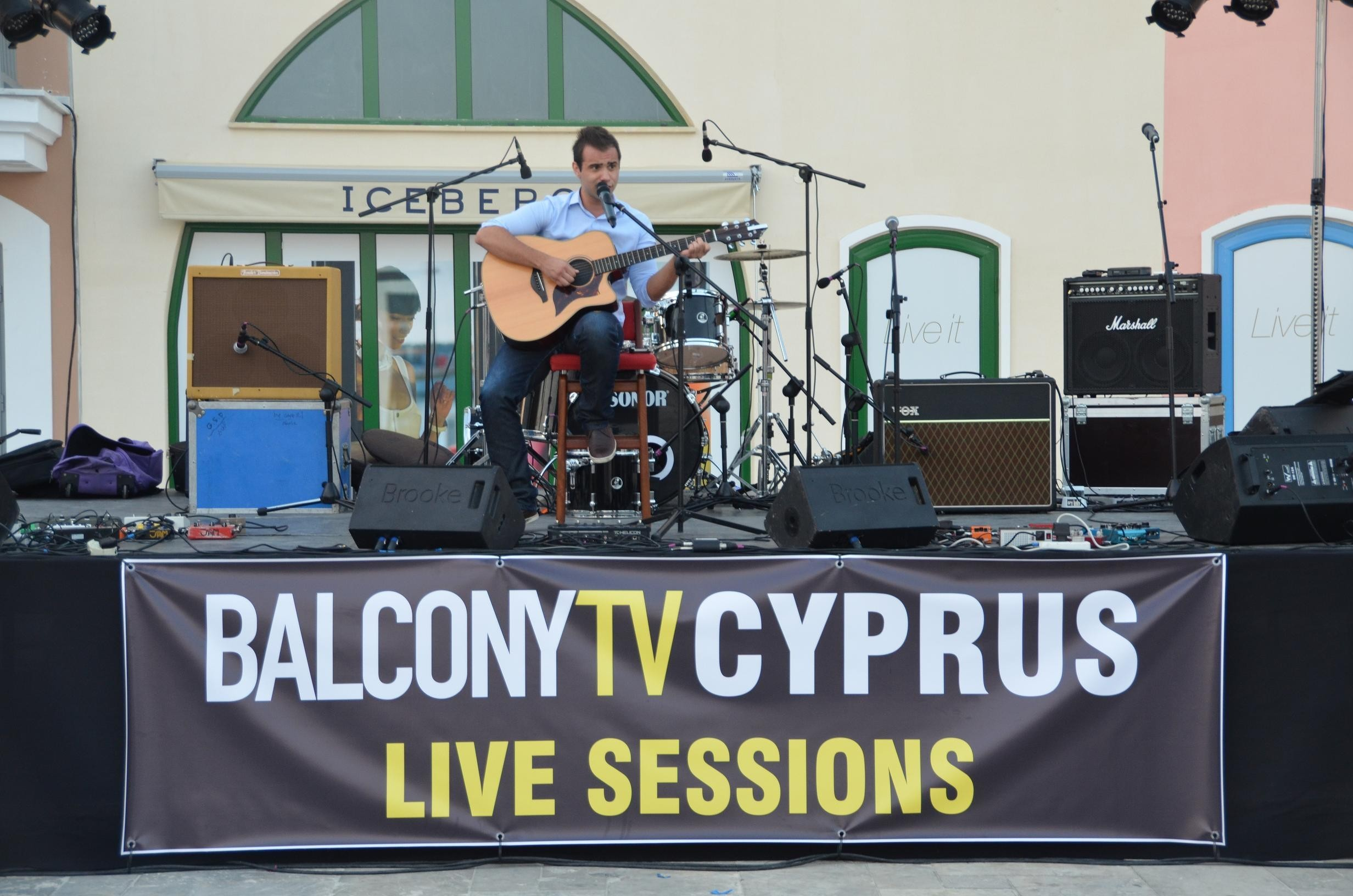Balcony tv live sessions for Balcony sessions