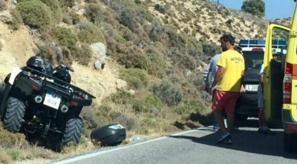 Πάφος: Σοβαρό τροχαίο με νεαρό μοτοσικλετιστ