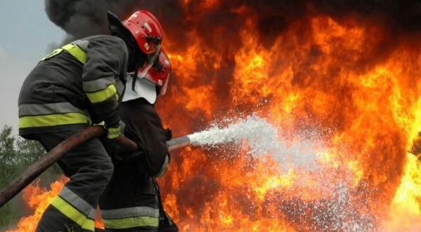ΕΚΤΑΚΤΟ: Πυρκαγιά σε διαμέρισμα στη Λευκωσί&alp