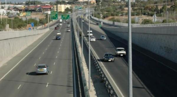 ΕΚΤΑΚΤΟ: Τροχαίο σε αυτ/δρομο Λ/σιας -Λ/κας - Έ&gam