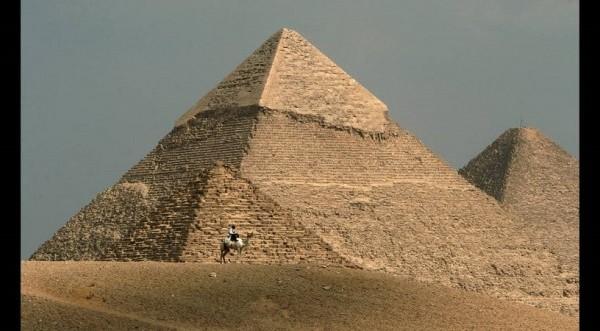 Η μεγάλη ανακάλυψη στην Πυραμίδα του Χέοπα