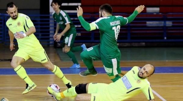 Νίκες των πρωτοπόρων στο Πρωτάθλημα Futsal