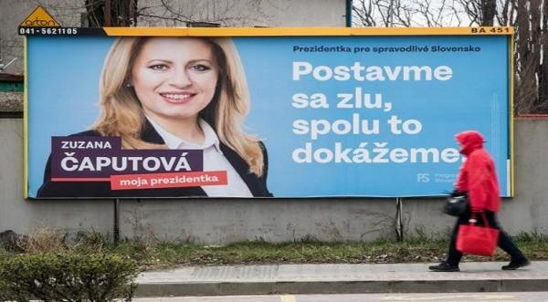 Στις κάλπες οι Σλοβάκοι για τον επόμενο Πρόεδρο της χώρας