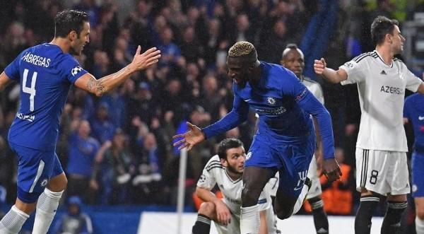 Champions League ΟΛΑ τα γκολ και στιγμιότυπα