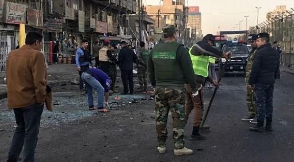 RJ765R8 Ιράκ: 13 νεκροί από βομβιστική επίθεση έξω από εστιατόριο