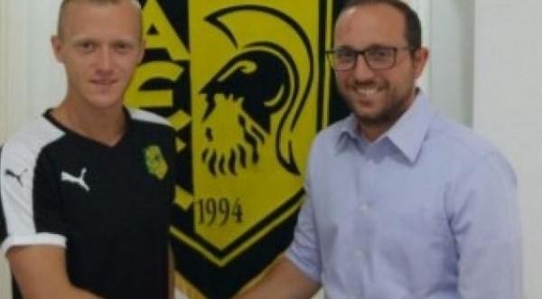 ΑΕΚ: Ανακοίνωσε Michal Mares