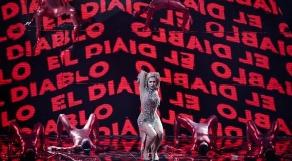 Eurovision 2021: Δείτε την εμφάνιση της Κύπρου στον α' ημιτελικό (ΒΙΝΤΕΟ)