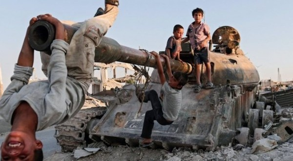 Συρία Ακτιβιστές ζητούν από ΟΗΕ να συμβάλει στην εκεχειρία