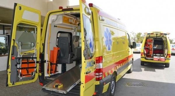 ΕΚΤΑΚΤΟ: Τροχαίο ατύχημα παρά τη Ριζοελιά -Όχημ&alpha
