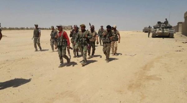 Η προσοχή του Συριακού στρατού στις πετρελαιοπηγές του Ευφράτη