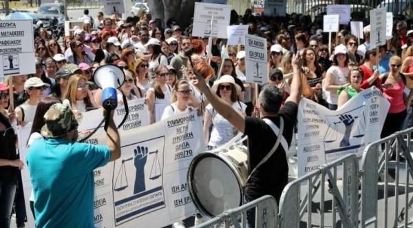Αναστέλλει τα απεργιακά μέτρα η Συντεχνία «Ισότητα»