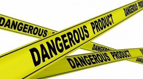 Σαράντα προϊόντα επικίνδυνα για την υγεία στην ευρωπαϊκή αγορά