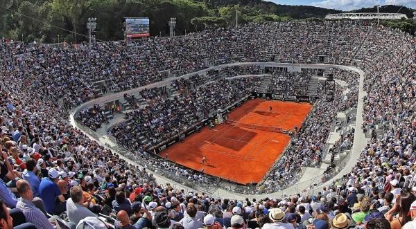 Aναβάλλονται οριστικά οι αγώνες τένις στη Ρώμη