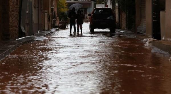 Τηλεφωνική επικονωνία Δραγασάκη-Τσαβούσογλου για πλημμύρες