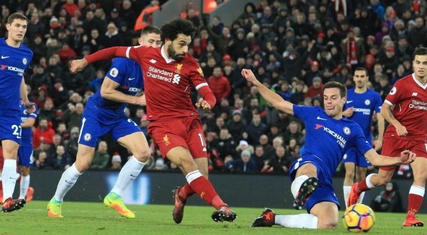 Premier League: Ο Γουίλιαν στέρησε τη νίκη από τη Λίβερπουλ