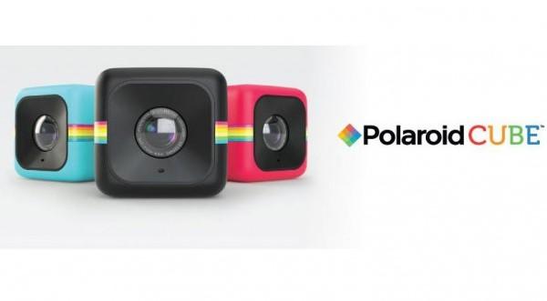 Παρουσιάζοντας την Polaroid Cube lifestyle action camera
