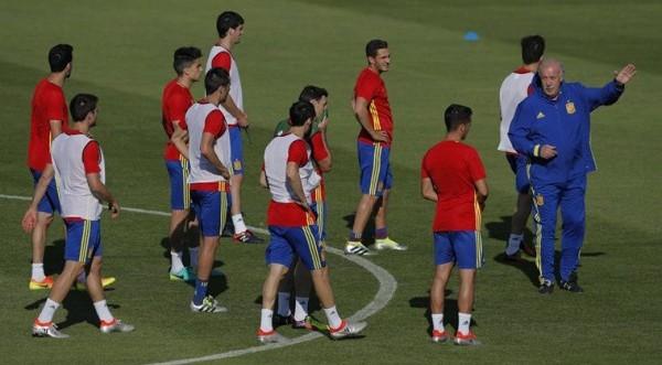 Ελεγχος ντόπινγκ σε 10 παίκτες της εθνικής Ισπανίας