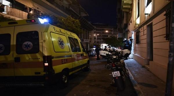 zaf3 Δολοφόνησαν γνωστό δικηγόρο στο γραφείο του στα Εξάρχεια