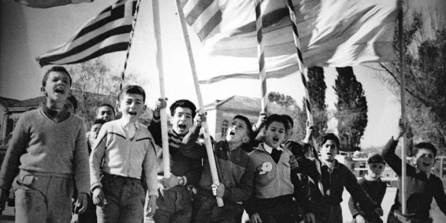 Αποτέλεσμα εικόνας για 1955  κύπρος