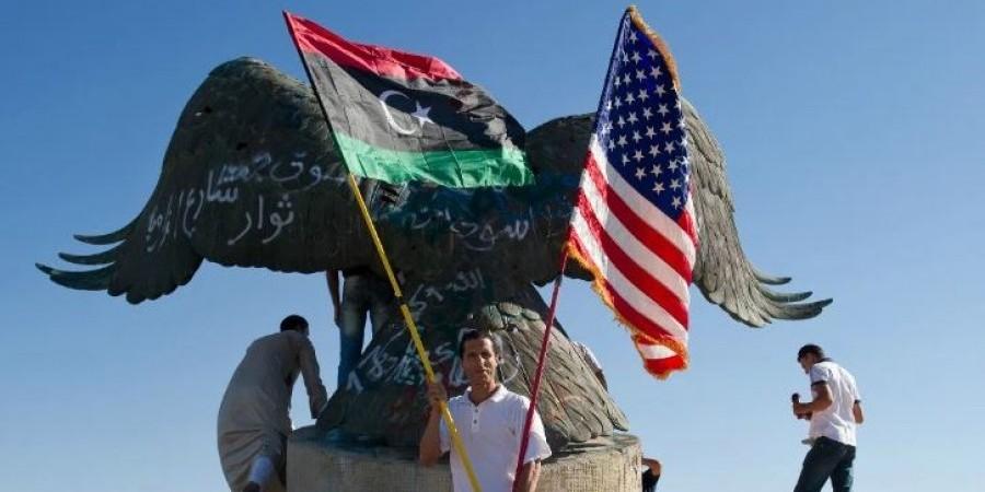 """Λιβύη: O Σάρατζ δίνει """"γη και ύδωρ"""" στις ΗΠΑ για να τον """"σώσουν ..."""