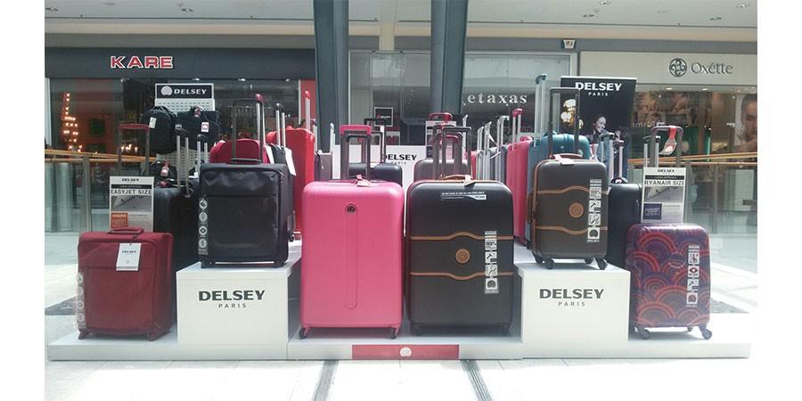 cc044d31b4 Ταξιδιωτικές βαλίτσες σε σούπερ καλοκαιρινές προσφορές