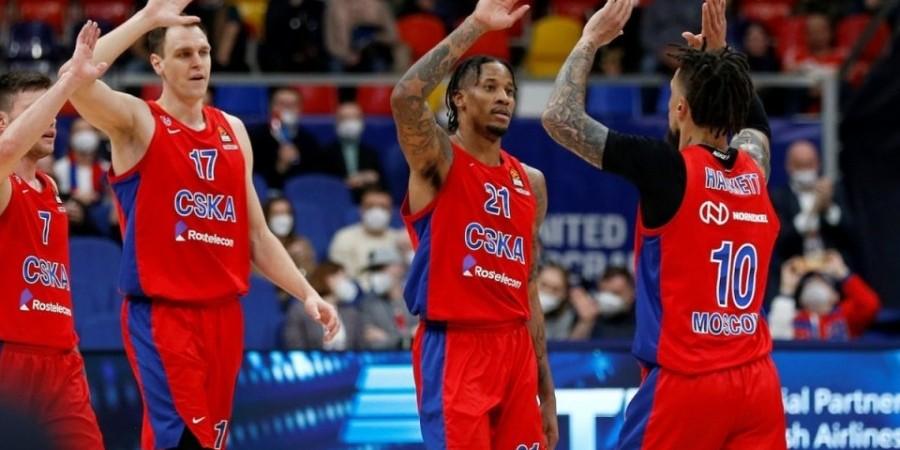 Η ΤΣΣΚΑ Μόσχας έγινε η πρώτη ομάδα του Final 4 | News