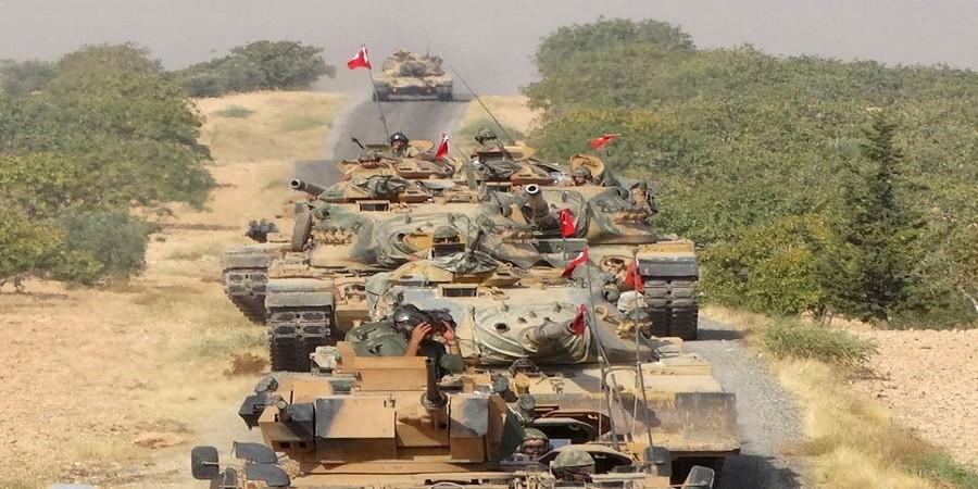 03c25123f3 Η ανάπτυξη στρατευμάτων από την Τουρκία προκαλεί φόβο σύγκρουσης